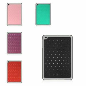 For-iPad-Mini-1-2-3-4-Studded-Diamond-Bling-Hard-TPU-Hybrid-Protective-Case