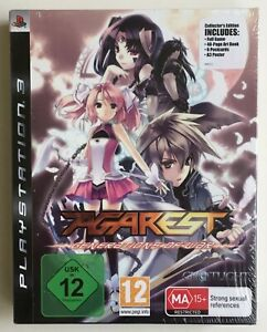 Agarest-Generations-of-War-Collectors-Edition-PlayStation-3-Factory-Sealed-NEW