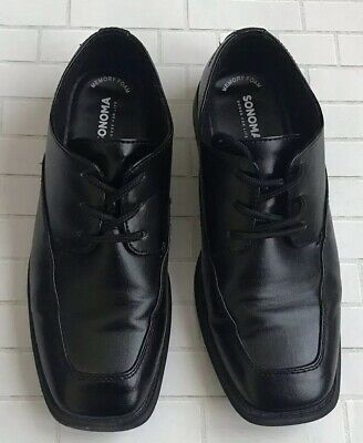 Dress Shoes Memory Foam Boys Size 4 Med