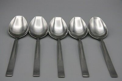 Dinner Fork s LINDEN  2720 C Hugo Pott Germany 18//8 Stainless Flatware 7-1//2
