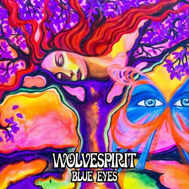 WOLVESPIRIT - BLUE EYES (LIMITED EDITION)   CD NEW