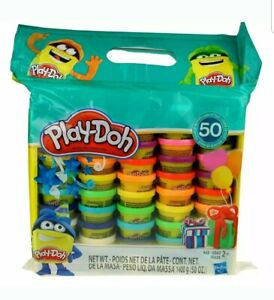 Non-Toxic Assorted Colors Value Pack Play-Doh Modeling Compound 50