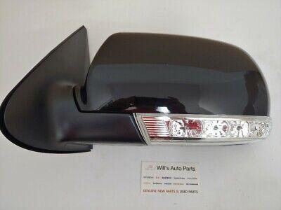 GENUINE NEW Auto LED Turn Signal Side Mirror RH SUITS HYUNDAI SANTA FE 2008-2012