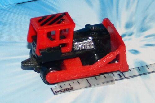 Micro Machines WORK VEHICLE BULLDOZER # 8