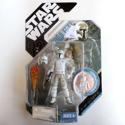 30th Anniversary//Saga Legends Star Wars Action Figures 2007-2008