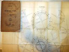METEOROLOGIA - Roux: Guida agli URAGANI Guide Ouragans, Bertrand '800 tavole