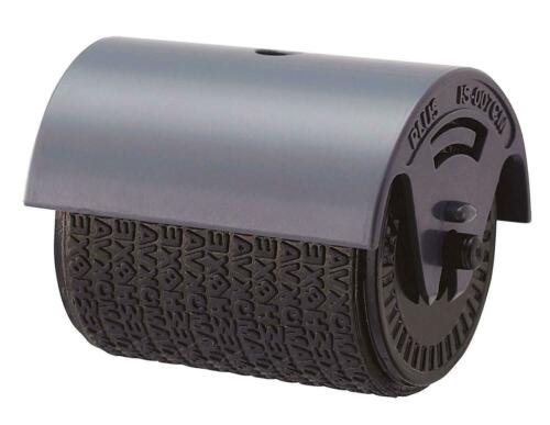 Plus Japan Guard-Your-ID Camouflage Self Inking Roller Stamp /& Refill Pack