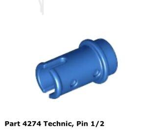 Pin 1//2 @@ BLUE LEGO 4274 @@ Technic