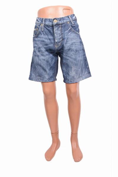 *tommy Hilfiger Mens Jean Shorts Blue Jeans Size L