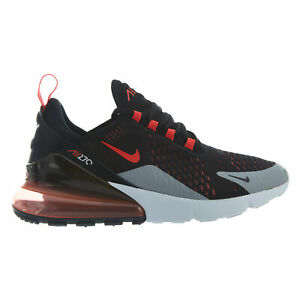 Details about Nike Air Max 270 Mens AH8050-015 Black Hyper Crimson Running  Shoes Size 6