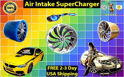 Fit For Audi Performance Electric Air Intake Supercharger Fan Motor Kit