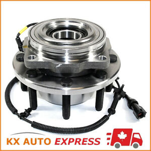 FRONT-WHEEL-BEARING-HUB-ASSEMBLY-FOR-FORD-F250-SUPER-DUTY-2008-2009-2010-4WD-SRW