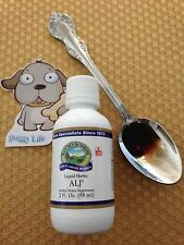 ALJ, Nature's Sunshine herb formula,Dog and Cat, Respiratory & Digestive Tissue