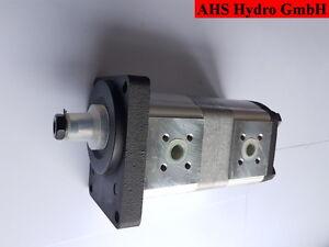 DéVoué Pompe Hydraulique Atlas 804r Pompe Hydraulique 16+16cc Bosch Alternativement. 0510665023-afficher Le Titre D'origine