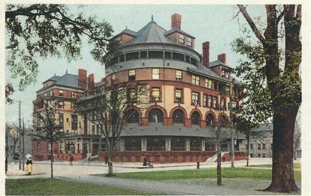 CE-164 GA, Savannah, Hotel De Soto Undivided Back Postcard Georgia