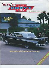 DECEMBER 1985 Classic Chevy World MAGAZINE 1955 1956 1957 TECH HELP INDEX UPDATE