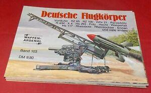 WA 103 Deutsche Flugkörper