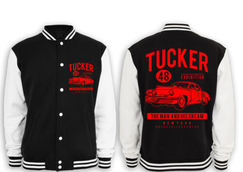 Tucker nous p Rod Torpedo Collegejacke hot 48 v6 voiture q8Yqaw7r