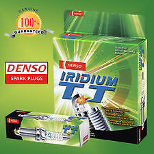 DENSO-IRIDIUM-TT-SPARK-PLUGS-SET-OF-4-IW16TT