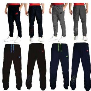 Detalles de Nike Hombre Cáscara Pantalones de Chándal Corredor Sports Ropa Gimnasio