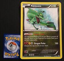 Rayquaza JUMBO XY64 XY PROMO Pokemon Card HOLO RARE Near Mint