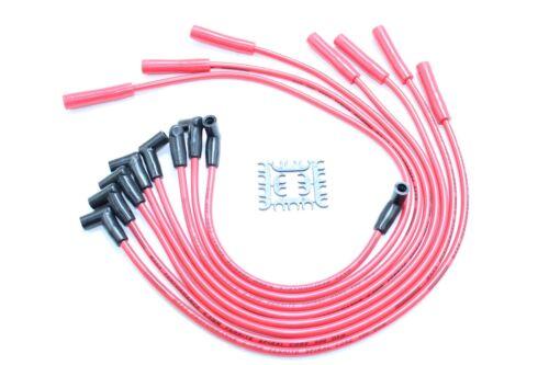 MAXX 550R Spark Plug Wires Chrysler Dodge Mopar Plymouth 273 318 340 360 V8 HEI