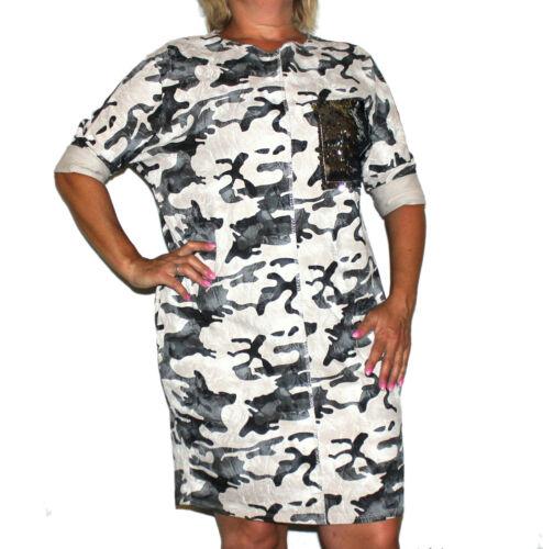 NEW COLLECTION  DAMEN  KLEID   Camouflage