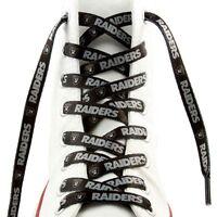 Oakland Raiders Shoelaces