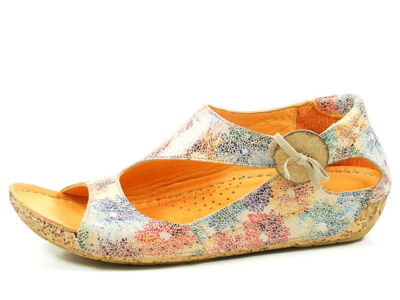 Gemini 32029-19 Schuhe Damen Keil Sandalen Sandaletten