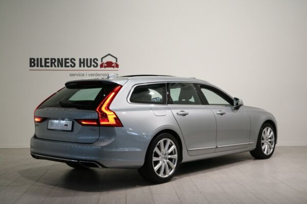 Volvo V90 2,0 T5 254 Inscription aut. - billede 1
