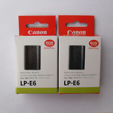 2x LP-E6 Battery for Canon EOS 5D 6D 7D 60D 60Da Mark II III Camera Grip