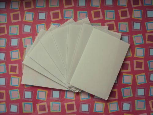 Cool Cardz Refill Pack 100 Laminating Pouches