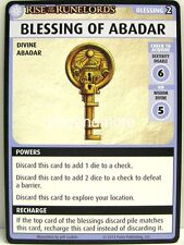 Pathfinder Adventure Card Game - 1x Blessing of Abadar - The Skinsaw Murders