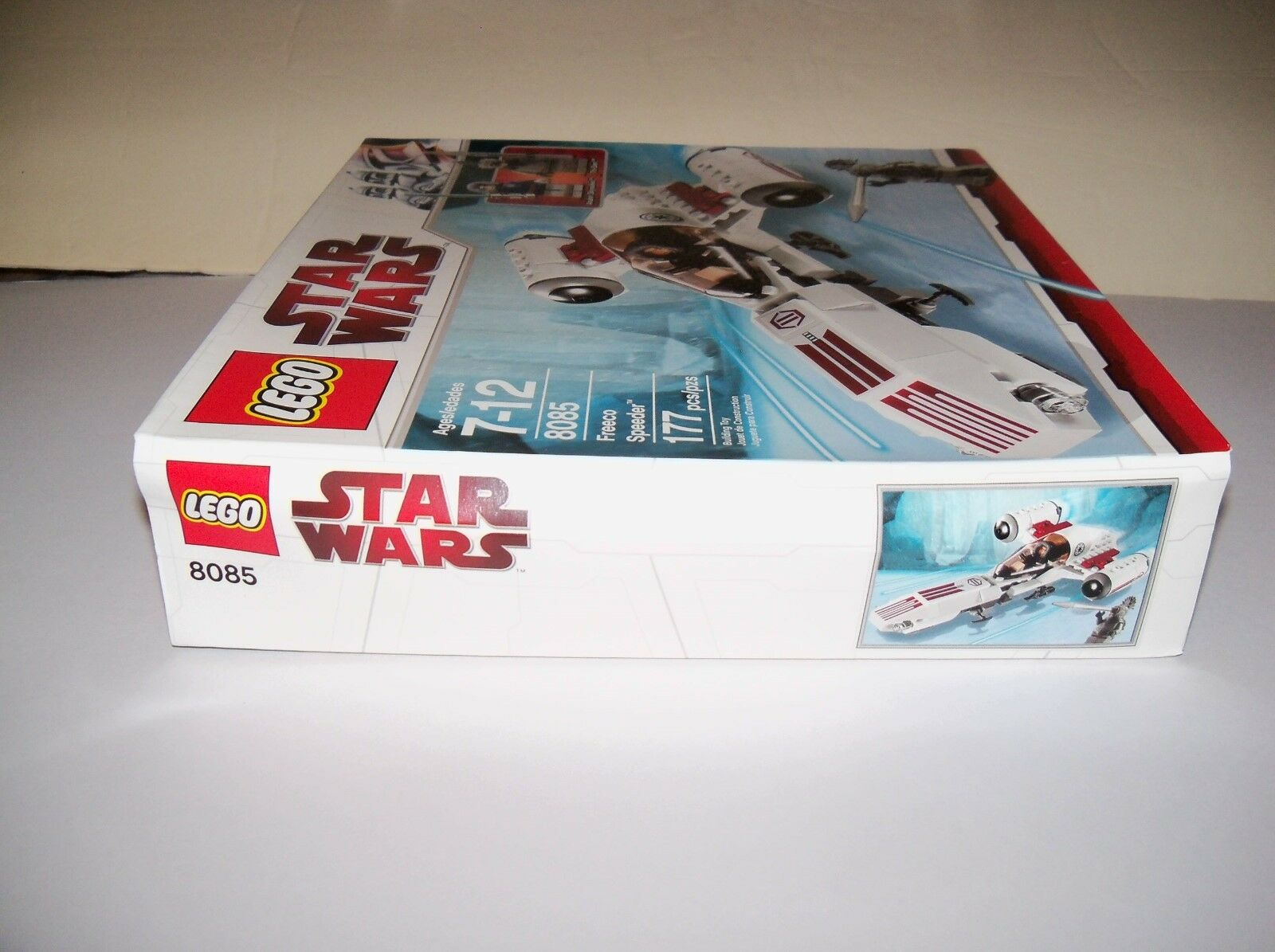 Retired new LEGO LEGO LEGO Star Wars 8085 Anakin Skywalker FREECO SPEEDER Clone Wars set a168ab