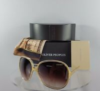 Brand Authentic Oliver Peoples Sunglasses Ov 5049s Sofiane Crystal Spyce