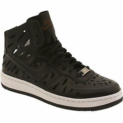 Nike W Af1 Ultra Force Mid Joli 725075 001 Black White Mens Women's Running Shoes Casual Sneakers