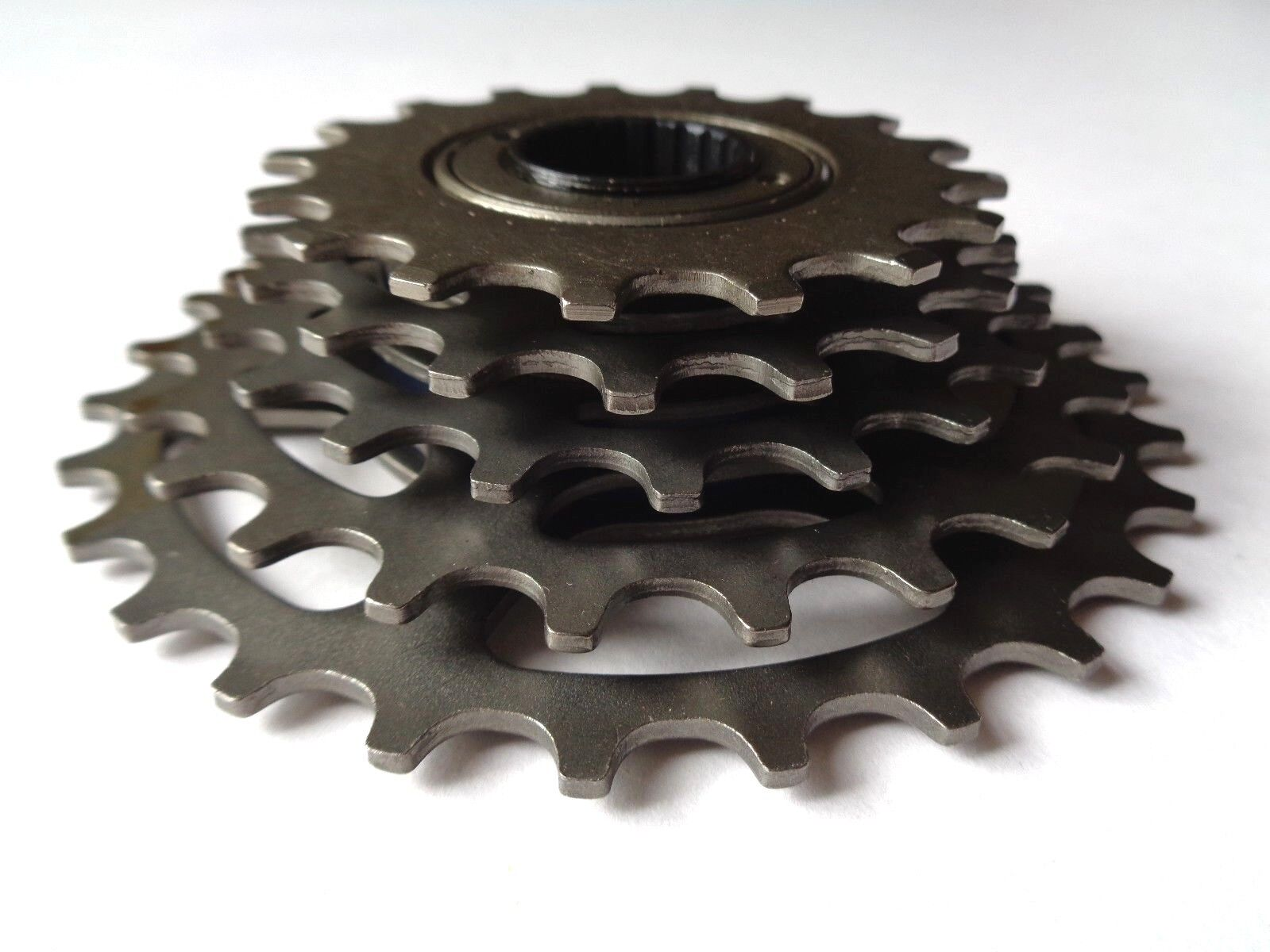 NOS Vintage 1980s REGINA EXTRA BX 17-28 cogs 5 Speed FRENCH freewheel cassette
