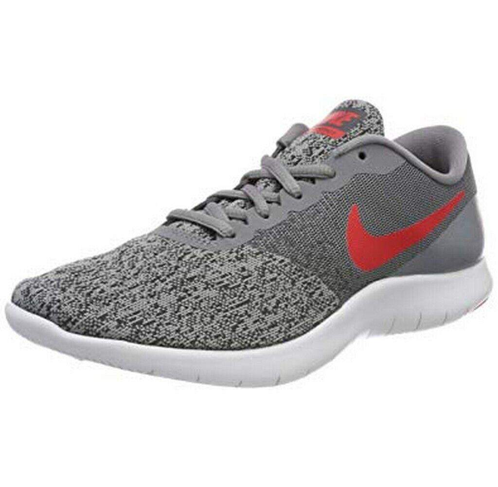 Nike Flex Contract Cool grigio University rosso correrening training 908983-006 Sautope classeiche da uomo