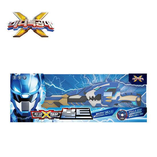 Mini Force X Special Ranger Weapon VoltBoltTranform Sword GunSound Toy _IA