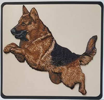 """Patchs 2.9/"""" Tall Or Embroidered Hat German Shepherd Dog Embroidered"""
