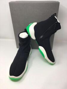 3c02297c47fa4 Image is loading GIUSEPPE-ZANOTTI-Neoprene-Light-Jump-High-top-Sneaker-