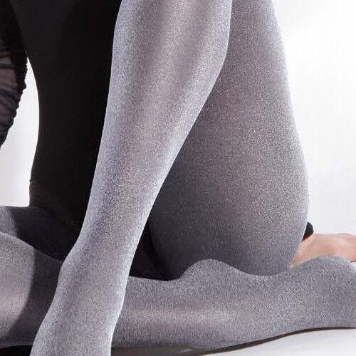 Gatta Silver Chic elegante blickdichte Strumpfhose