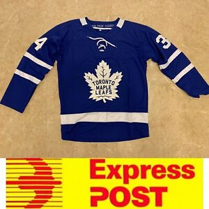 timeless design f6579 4187b Ice Hockey Toronto Maple Leafs jersey, #34 Matthews jersey ...