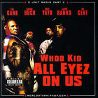 G-Unit Radio Part 5: All Eyez On Us [PA] by G-Unit (CD, Feb-2007, BCD)