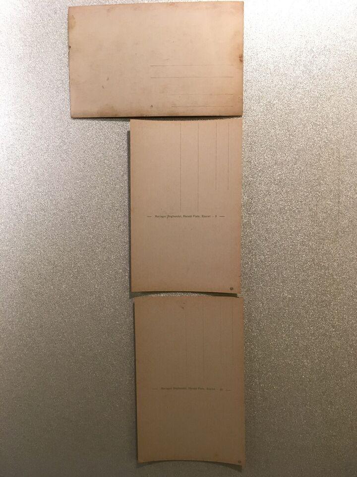Postkort, Lemvig