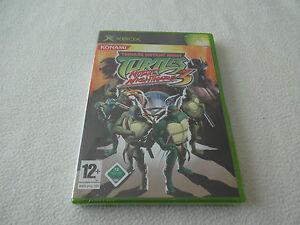 Turtles-3-Mutant-Nightmare-Xbox-Spiel-neu-new-sealed