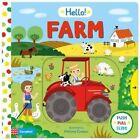 Hello Farm by Melanie Combes (Board book, 2015)