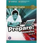Cambridge English Prepare! Level 3 Workbook with Audio: Level 3 by Garan Holcombe (Mixed media product, 2015)