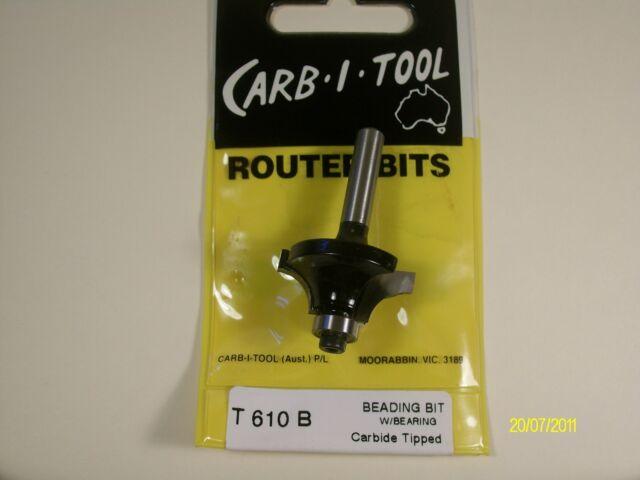 Router Bit- 8mm BEADING BIT( CARB-I-TOOL)