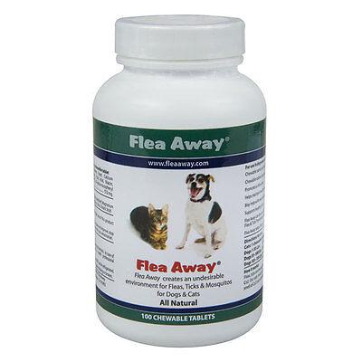Flea Away The Natural Flea Tick And Mosquito Repellent
